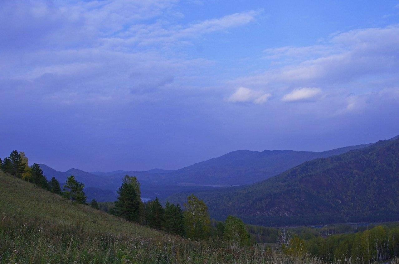 Катунь, Горный Алтай, фото