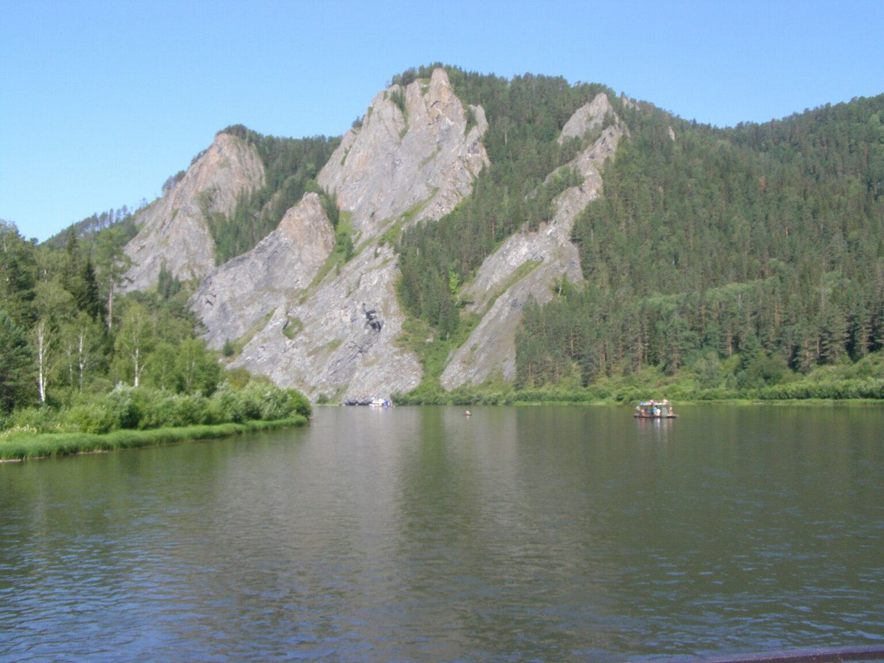 Река Мана, фото