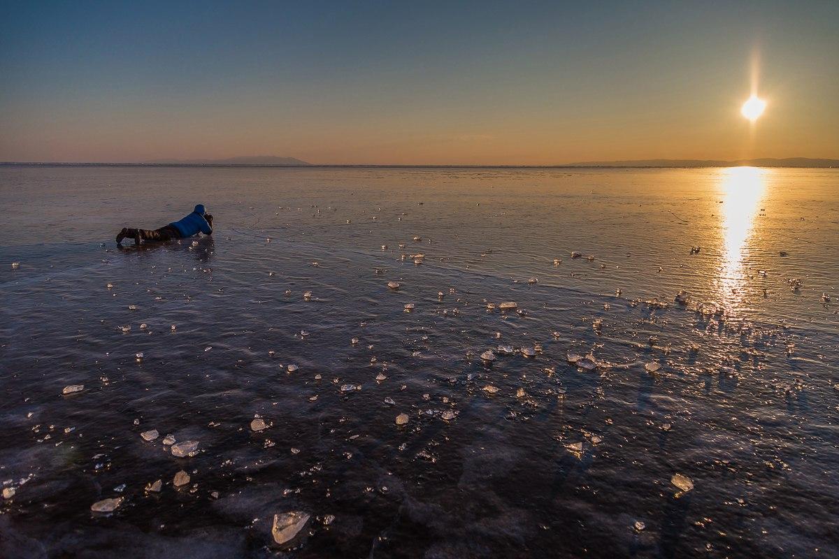 Байкал, Узуры, фото