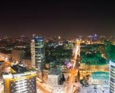 Вечерний Новосибирск Фото: Сергей Гончаров