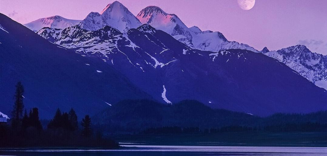 Гора Белуха, Язевое озеро, Алтай, Фото