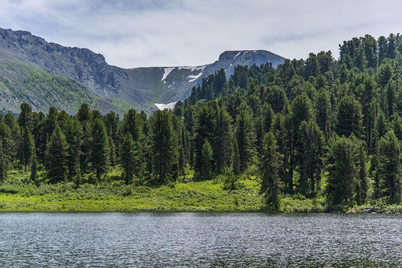 Каракольские озера, фото