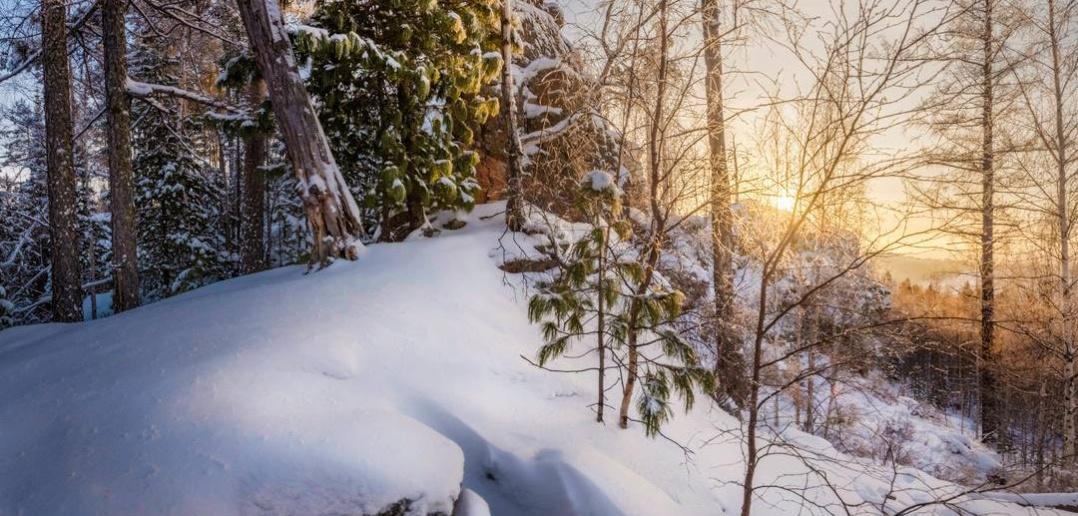 скальник Зеркало, Олхинское плато, Фото