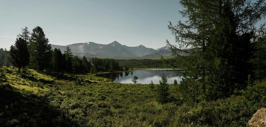 Республика Алтай, Телецкое озеро, фото