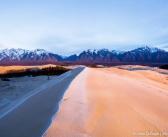 Чарские пески (или Чарская пустыня) в Забайкальском крае Фото: Диана Серебренникова