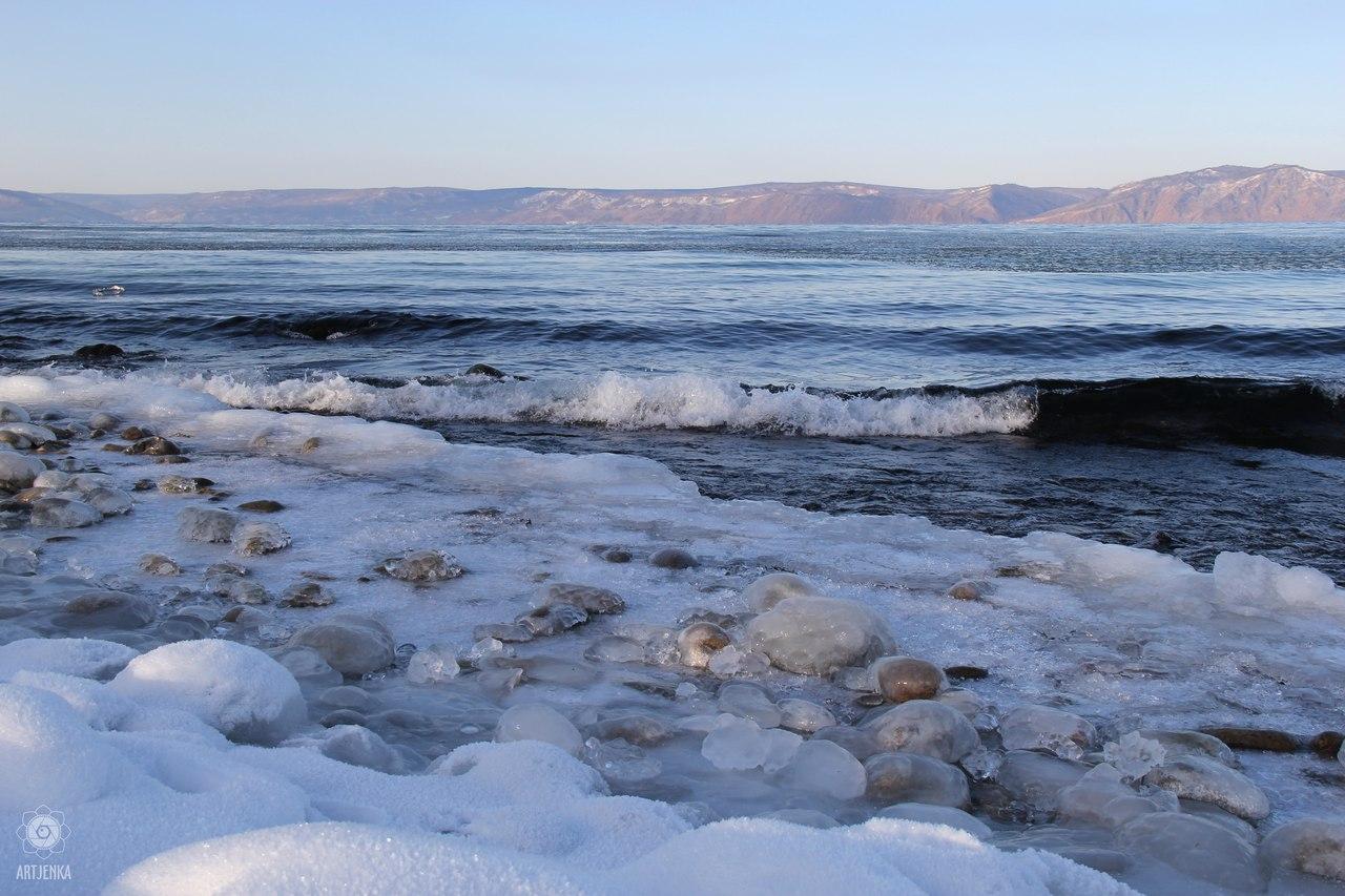 Мангутай, Байкал, фото