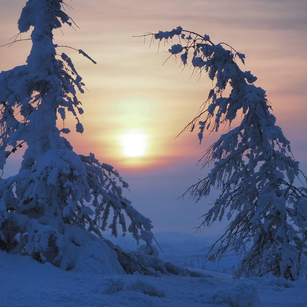 Ольчанском перевале, Трасса Колыма, Якутия, Фото