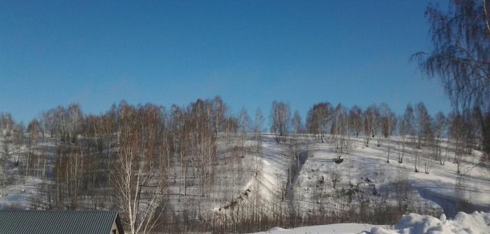 Новосибирск.   фото: Елизавета Дмитриевна