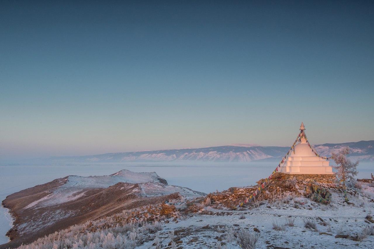 Огой, Байкал, пролив Малое море, фото