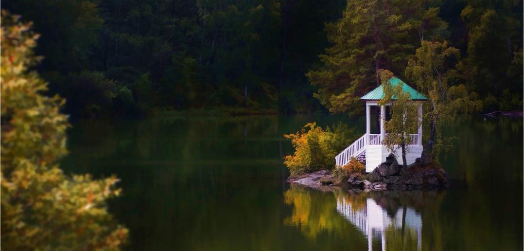 Озеро Ая, фото