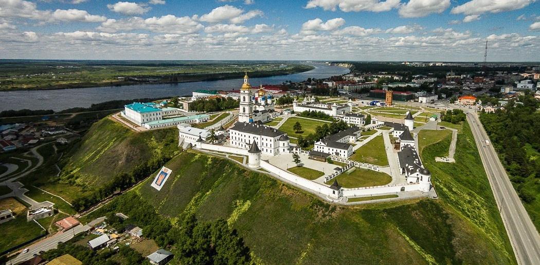 Тобольский кремль, Тюменская область