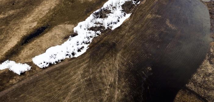 Весна на севере Томской области. Васюганские просторы.   фото: Сергей Васенин-Сенаторов
