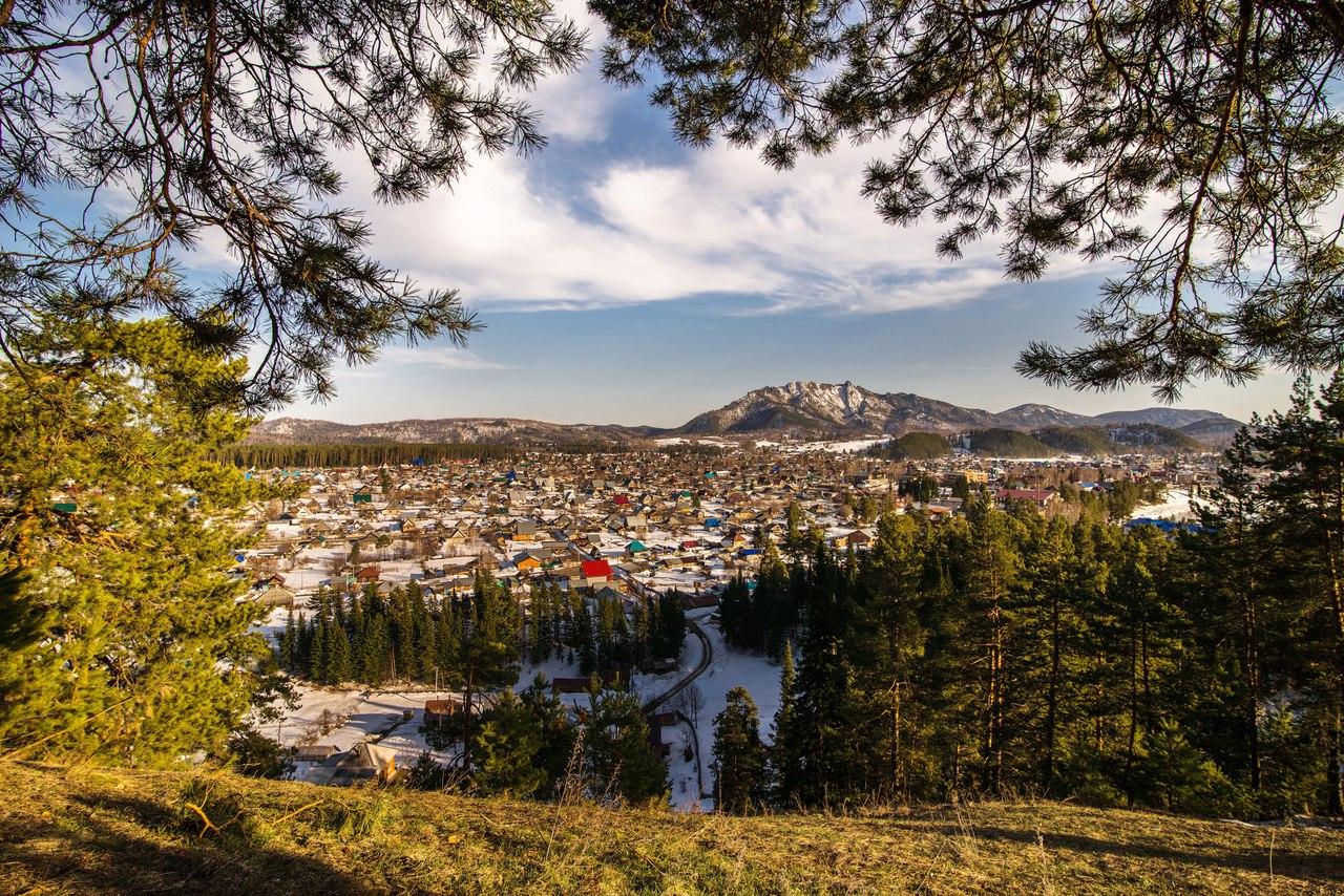 Турочак, Алтай, Фото