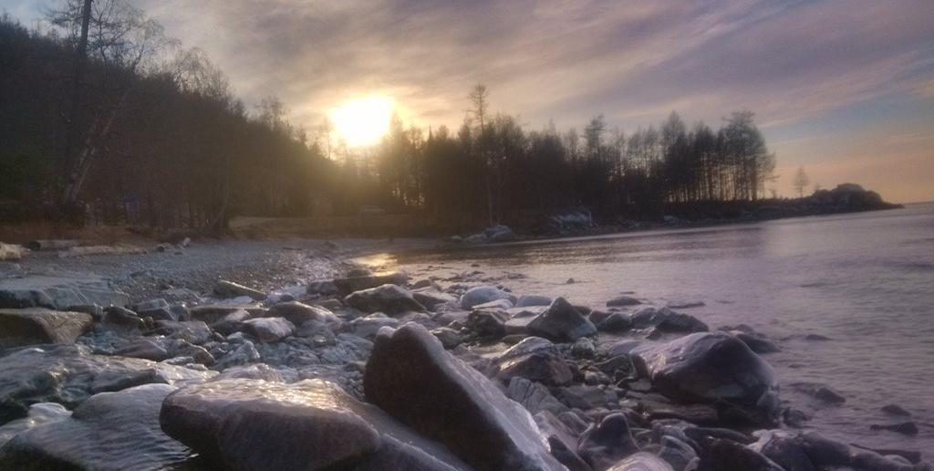 Байкал, фото