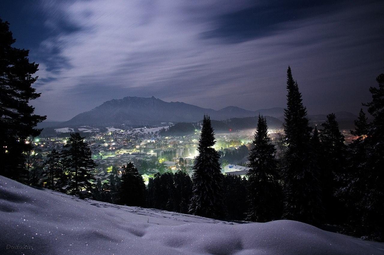 Республика Алтай, Турочак, фото