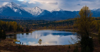 Горный Алтай, фото