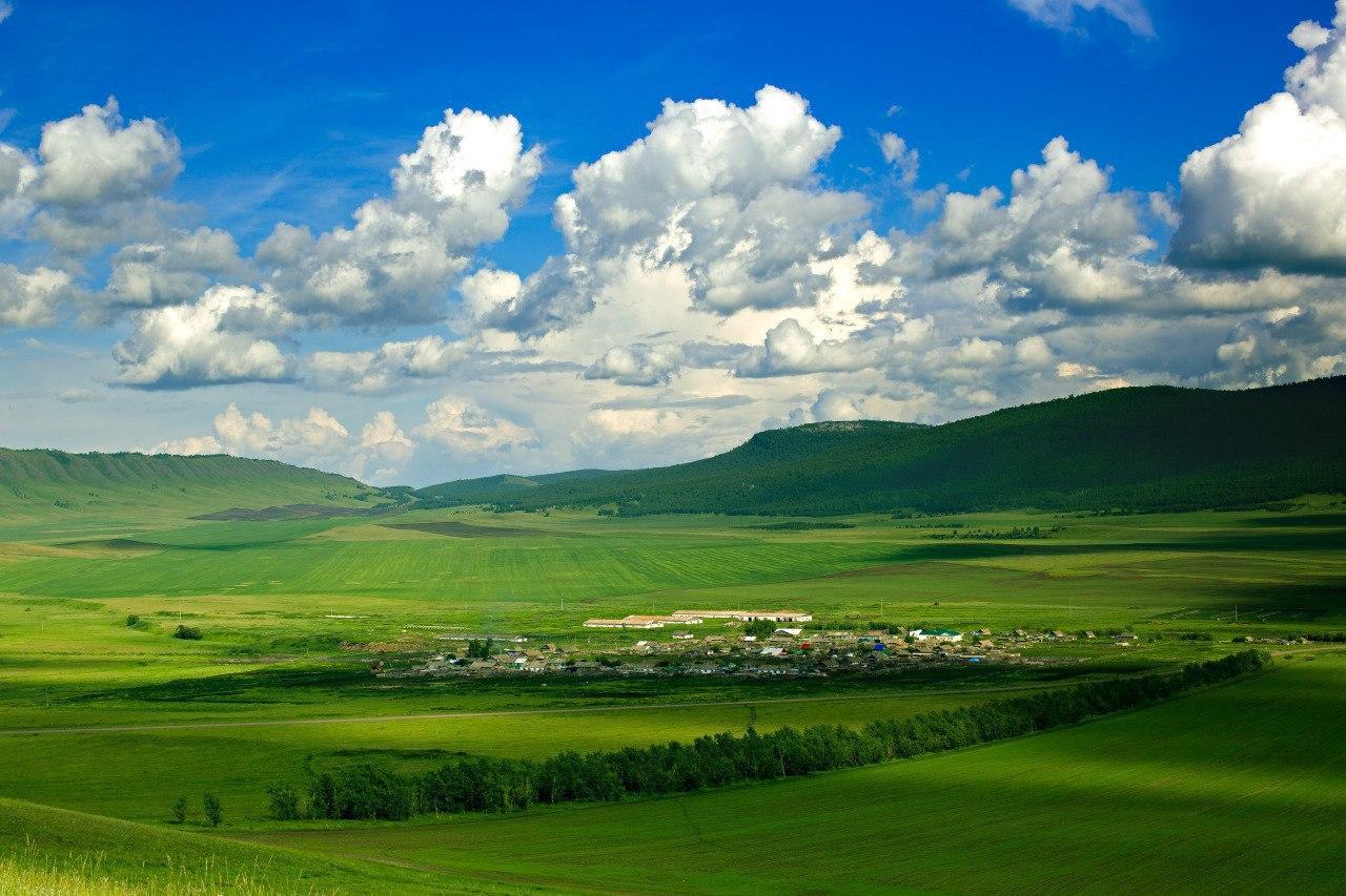 Хакасия, Подкамень, Фото