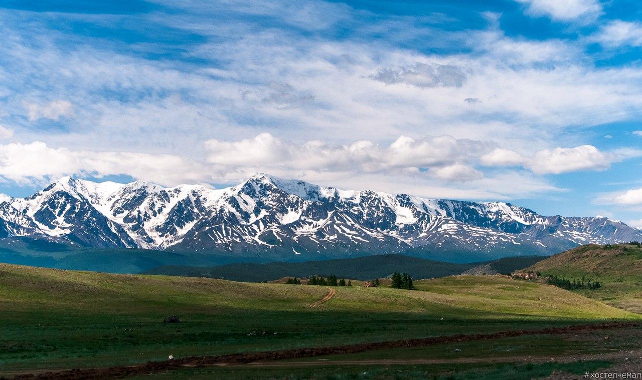 алтайских гор, фото