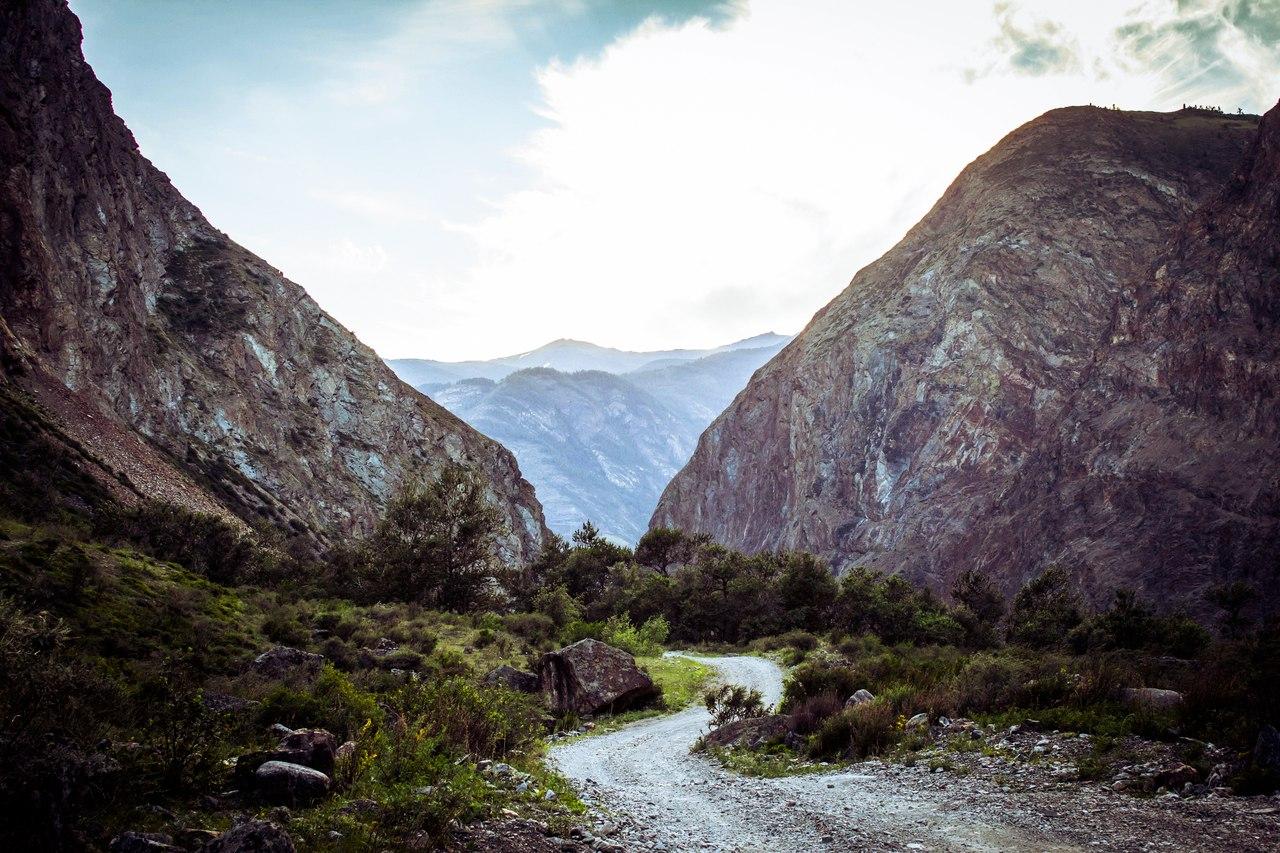 Горный Алтай, Чулышман, фото