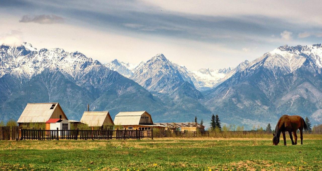 Саяны, Поселок Аршан, Республика Бурятия, Фото