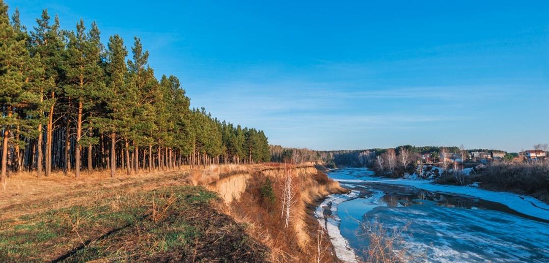 Обского водохранилища, Гуменки