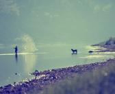 Лето не за горами… Река Томь. Город Кемерово.