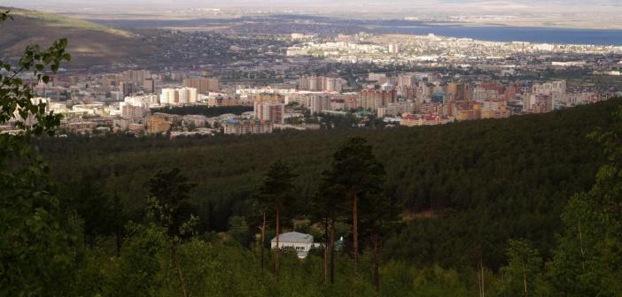г. Чита, Забайкальский край, Высокогорье   фото: Анастасия Сверкунова