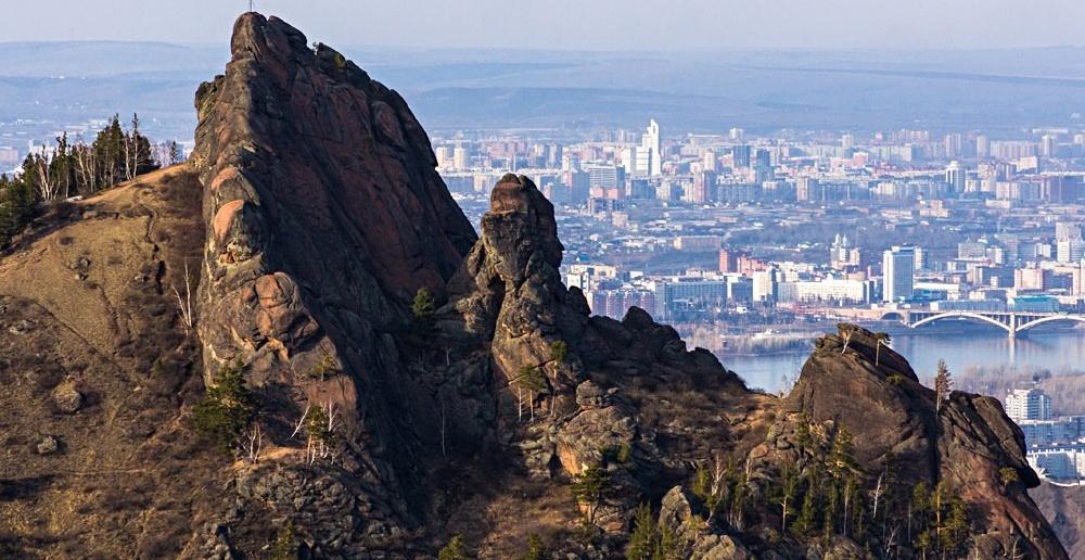 Красноярские столбы, фото