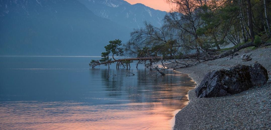 Телецкое озеро, Яйлю, Горный Алтай, фото