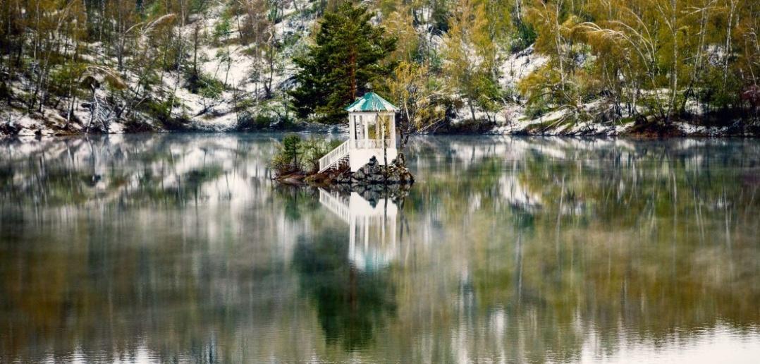 Озеро Ая, Алтай, фото