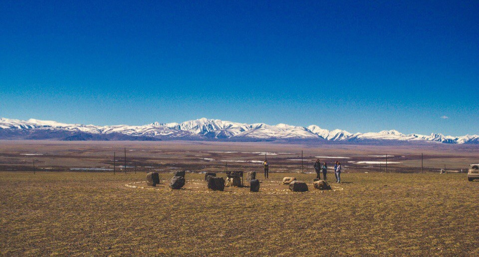 Жертвенник, Ортолык, республика Алтай, фото