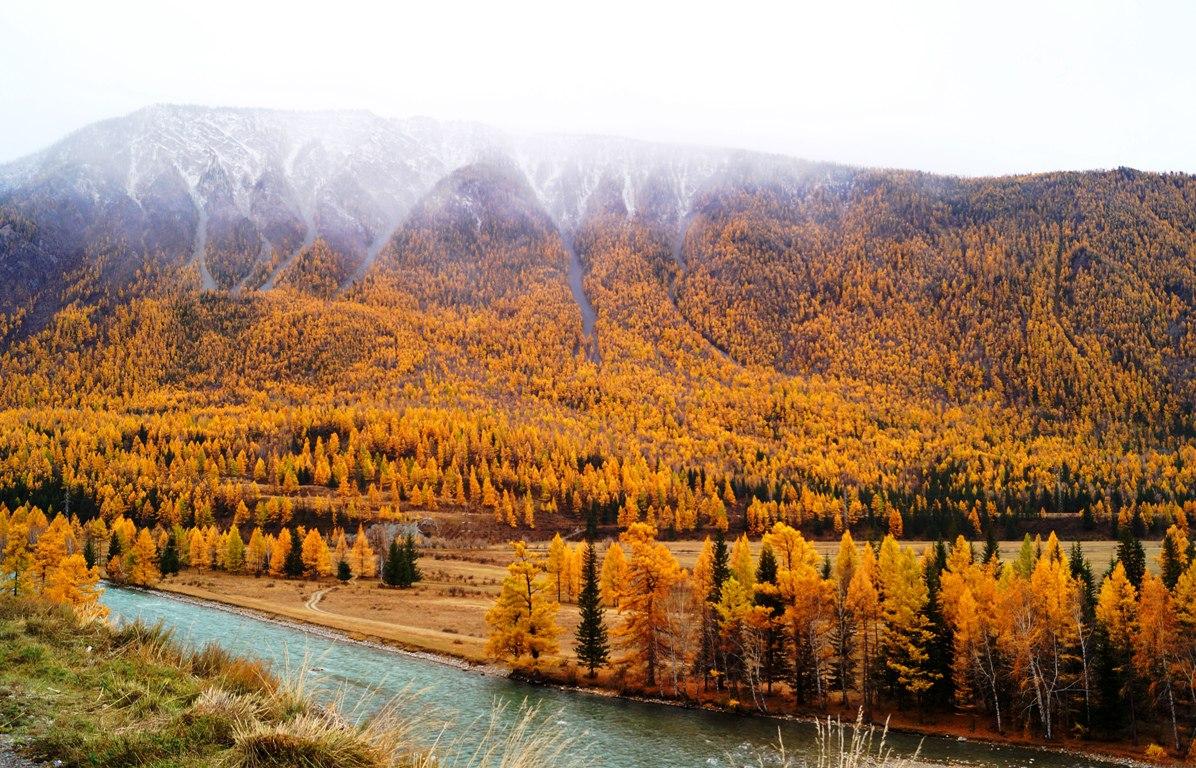 Река Чуя, Чуйский тракт, Фото