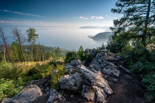 Байкал, Ангары, Листвянка, Иркутская область, Фото