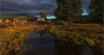 Заречье, Кабанский район, Республика Бурятия, Фото