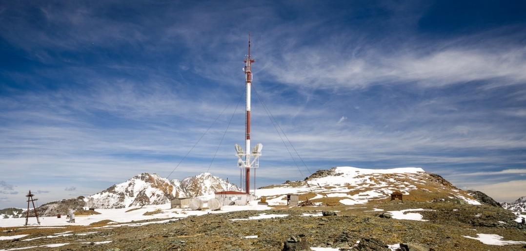 Акташский ретранслятор, Северо-Чуйский хребет, Горный Алтай, фото