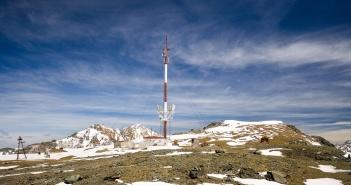 Акташский ретранслятор, высота 3000м над уровнем моря  вид на Северо-Чуйский хребет, Горный Алтай   фото: Олеся Петропавловская