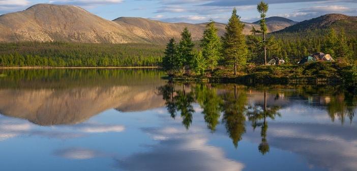 Озеро Ильчир, Бурятия Фото: Станислав Толстнев