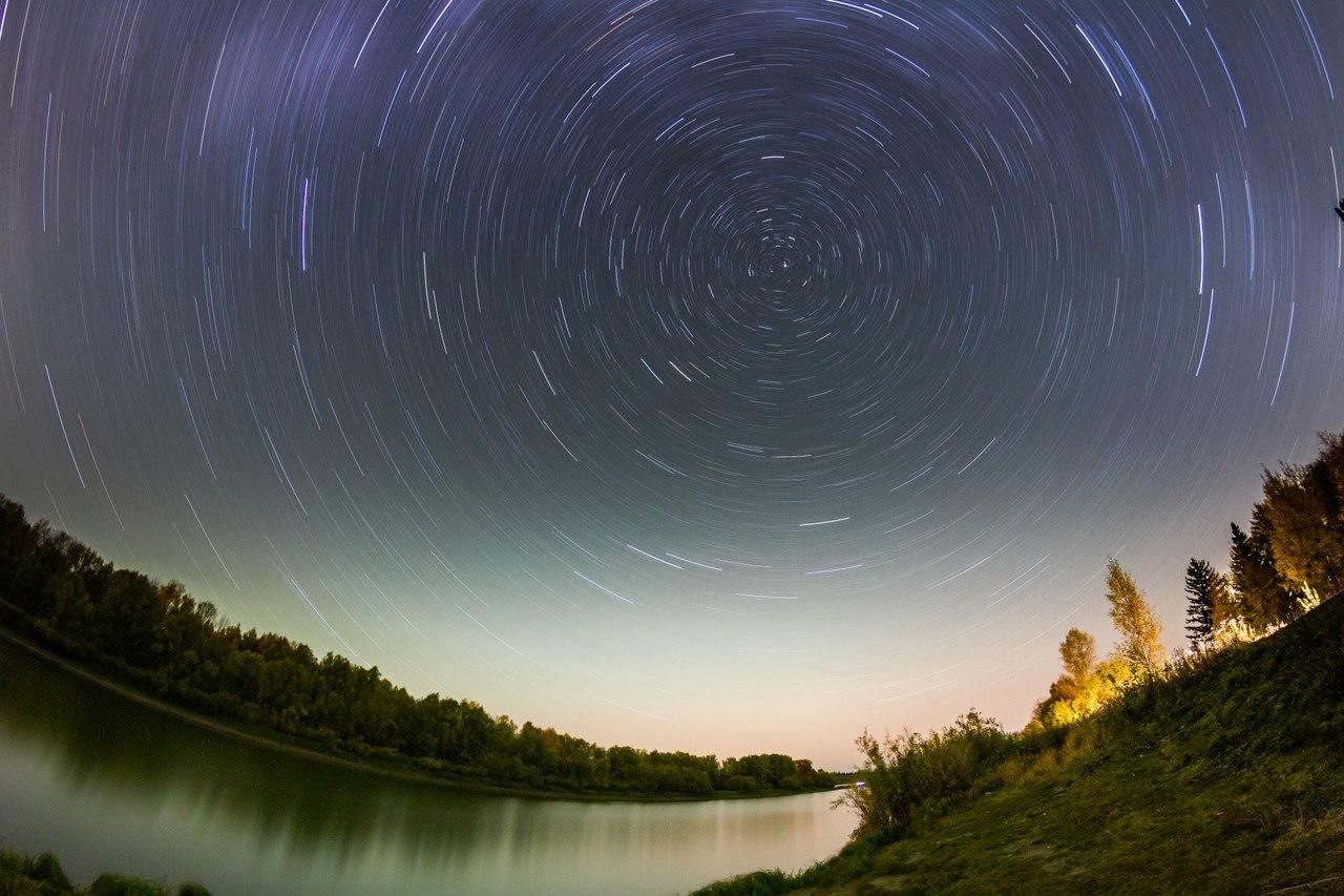 Река Обь, Томская область, Фото