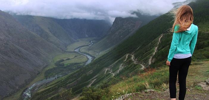 Чулышманская долина, перевал Кату-Ярык… Фото: Kristina Maslova