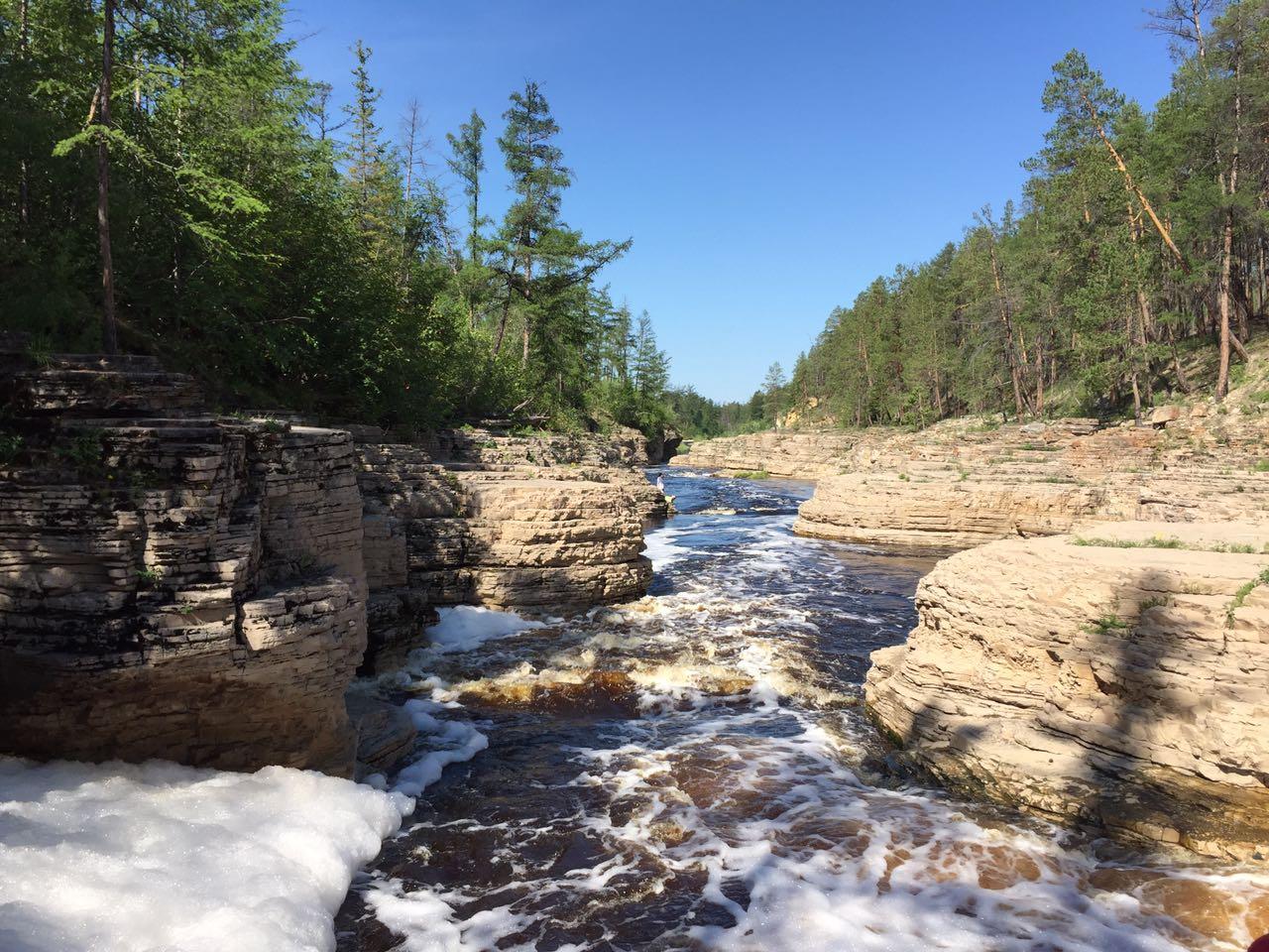 Республика Саха, Якутия, Хангаласский улус, Күрүлүүр, фото