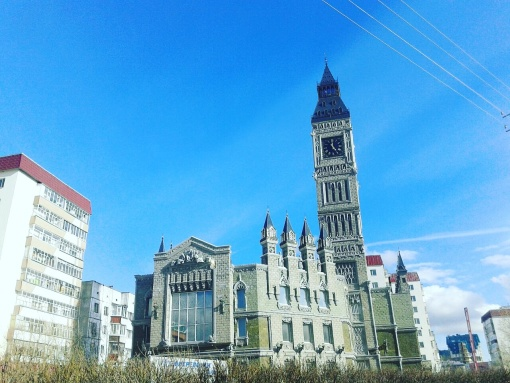 Сургут, Ханты-Мансийский Автономный округ, фото