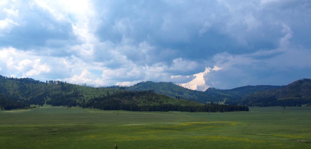 Горный Алтай, Онгудайский район, перевал Ажу, фото