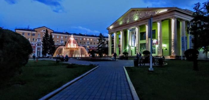 Город Кемерово, фото: Комарова Е. А.