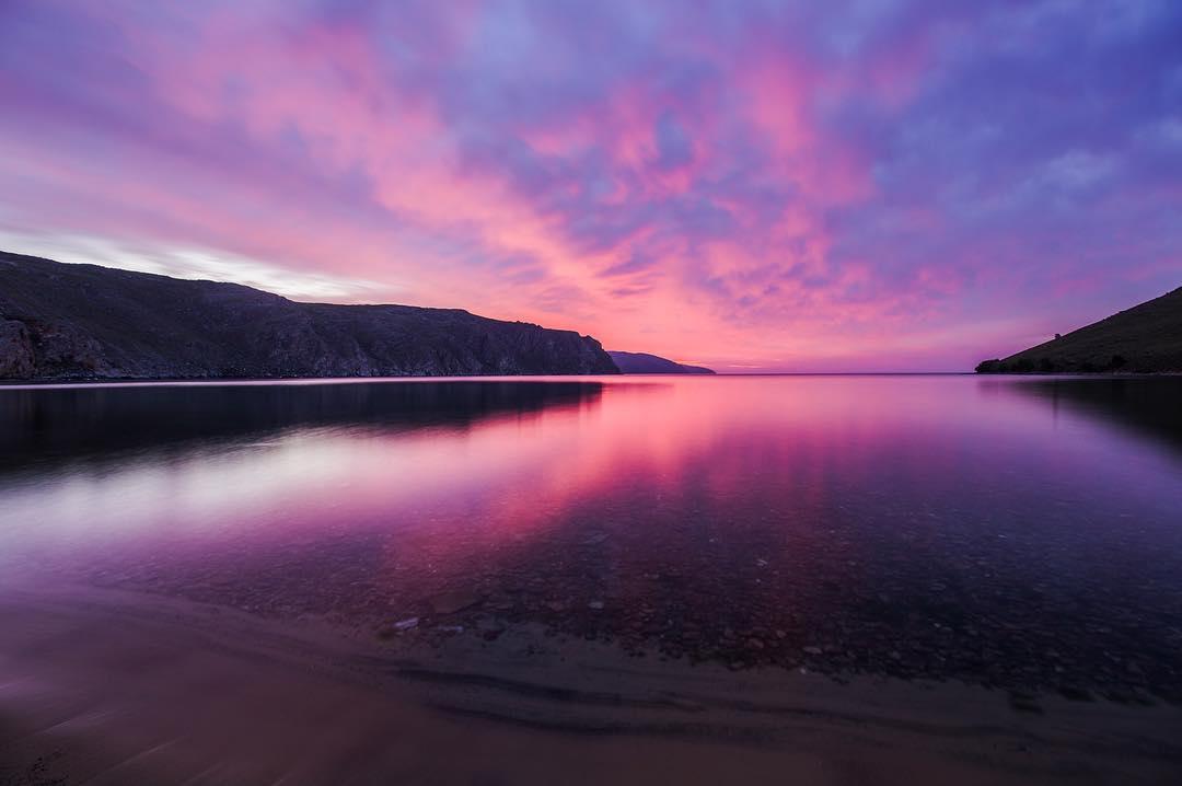 Ая, озеро Байкал, Фото