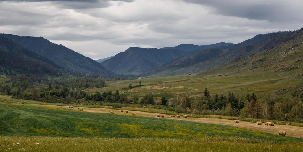 Чулышманская долина, фото