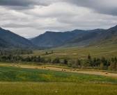 Чулышманская долина и рядом Автор: Владимир Щелкунов