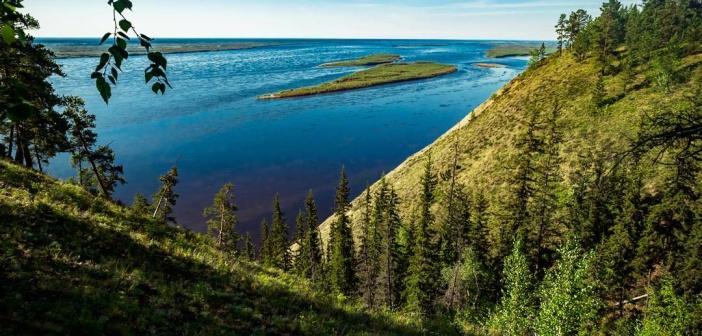 Утро на реке Лена, Республика Саха (Якутия) Фото: instagram anatoly_antonoff