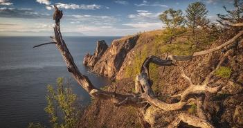 Мыс Хобой, Байкал, Фото