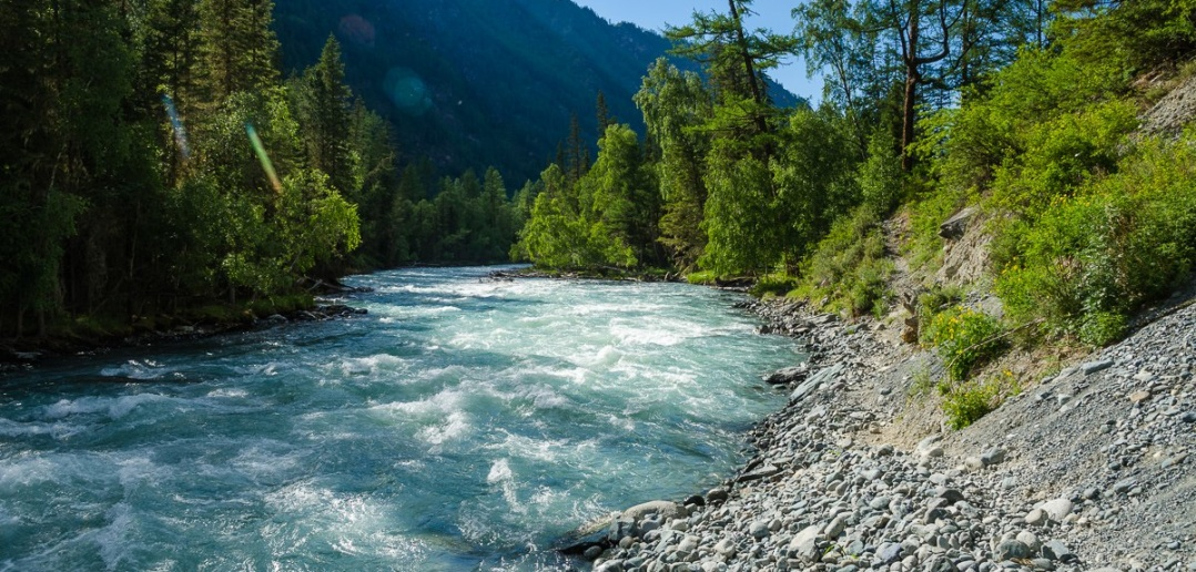 Река Кучерла, Горный Алтай, Усть-коксинский район, фото