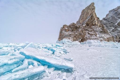 мыс Хобой, Ольхон, озеро Байкал, Иркутская область, фото